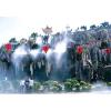 供应湖北武汉风景观石卖_武汉园林石刻字塑石·塑树·泉景