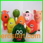 生产加工东莞搪胶玩具、搪胶toys