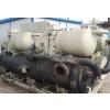 供应直燃机修理系统水系统热源的调试