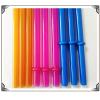 供应PP塑料小吸管 艺术吸管 透明吸管余姚厂家