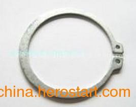 非标不锈钢弹性轴用挡圈批量供应价格