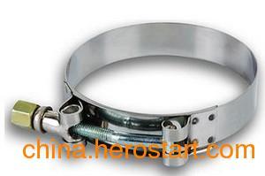 供应不锈钢非标喉箍卡箍按客户工艺定做加工生产报价