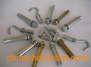 不锈钢膨胀螺丝定做加工厂家批量供应全国紧固件市场