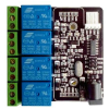 供应LED屏智能远程电源控制模块YC-LC403