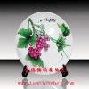 供应香港纪念品定做 陶瓷盘子生产厂家