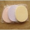 供应环保彩色化妆绵