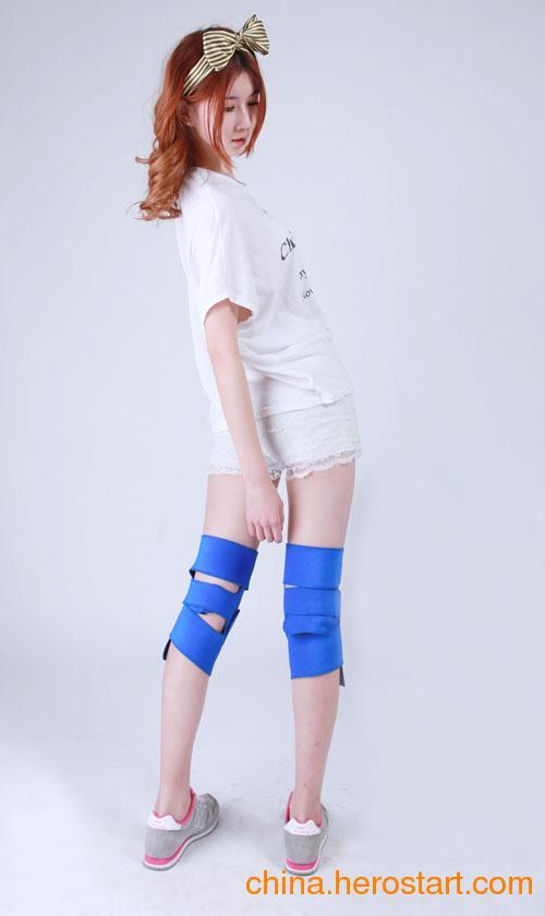 供应正品托玛琳护膝 自发热护膝 磁疗护膝 护具 保暖买五送一 包邮