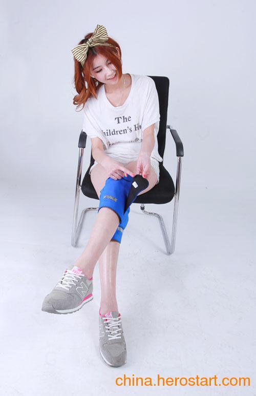 供应托玛林自发热护膝/磁疗护膝/风湿关节炎/自发热保暖 空调护膝腿痛