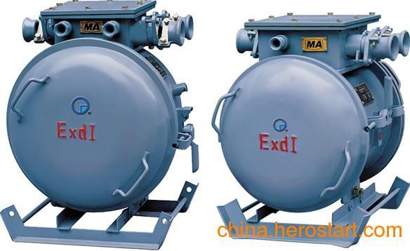 供应矿用隔爆型可逆真空电磁启动器qbz-200/1140.660