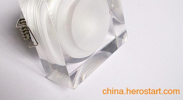 供应豪华升级版 LED天花灯LED装饰灯LED筒灯背景墙灯3W-7W 超高亮款