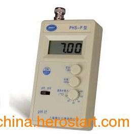 供应酸度计产品介绍:PHS-P型