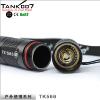 供应军工品质 LED手电筒 夜骑手电筒 TK566