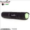 供应夜骑手电筒 LED强光手电筒 军工品质 TK566