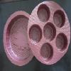 广西吸塑包装厂家专业制作各种月饼包装托盘feflaewafe