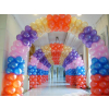 供应昆明时尚广告气球 厂家直销也可定制 让广告飞上天