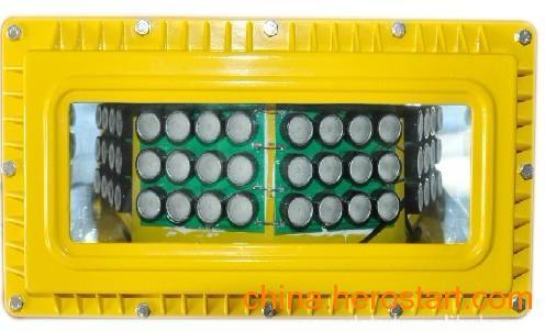 供应DGS24/127L矿用隔爆型LED巷道灯 新款矿用巷道灯厂家