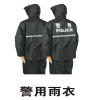 供应警务雨衣厂家 分体式交警雨衣 反光执勤雨衣  可安要求定做