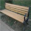 供应扬州优质木塑座椅/扬州公园椅批发/南京户外公园休闲椅批发苏州户外休闲椅