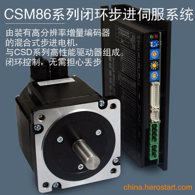 供应CSM86系列闭环步进伺服系统