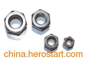 高强度钢非标螺母五金配件加工厂供应台州,安徽,湖北等地