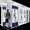 江西服装展柜 江西南昌品牌男装展柜 南昌最好的品牌男装展柜feflaewafe