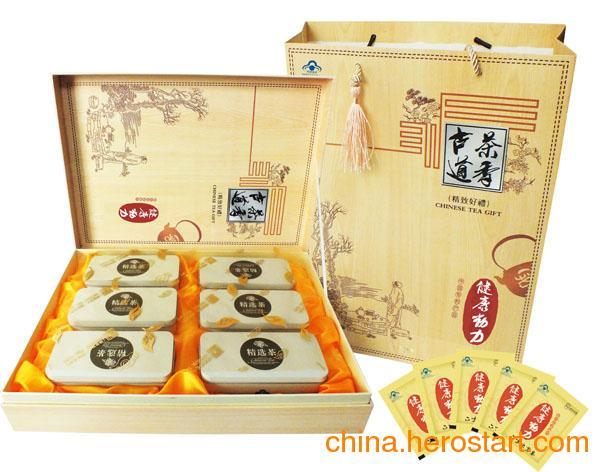 供应做会销保健茶 健康动力固肾养生茶
