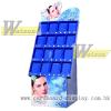 供应面膜瓦楞紙陳列架,護膚品紙展示架(CDS-22)