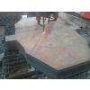 供应镇江16锰钢板数控仿形切割下料,盐城Q235B钢板下料配重块