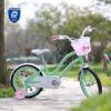 供应巨鸣儿童自行车12/14/16寸爱丽丝alice出口级高档女童车