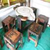 厦门 木质最好 古典 古船木家具 订做 批发商 启航古船木feflaewafe