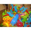 供應夏天熱銷庫存沙灘玩具稱斤批發 常樂玩具廠家直銷 兒童益智玩具
