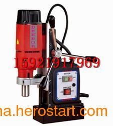 供应适用于机械模具加工 钢结构加工的磁座钻 磁力钻