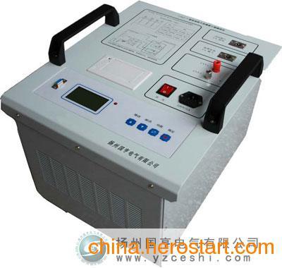 供应自动变频抗干扰介质损耗测试仪