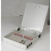 供应12芯光纤分线箱(室内)