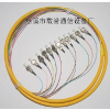 供应12芯束状尾纤(FC型)