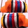 供应足球广告帽 成人运动礼品帽子