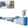 供应单螺杆管材挤出生产线-高速混合机,塑料磨粉机,塑料挤出机,