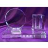 供应西安水晶礼品 水晶奖杯 水晶奖牌 水晶摆件