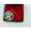 供应专业西安纪念币制作,纯银纪念徽章加工