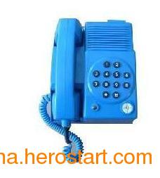 供应KTH-1矿用防爆电话机,KTH-11矿用防爆电话机厂家