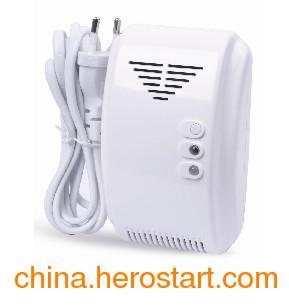 供应220V直插家庭家用一氧化碳报警器蜂窝煤气报警器一氧化碳探测器