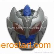 供应柯式印刷吸塑钢铁侠面具
