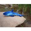 供应海底世界 大鲨鱼毛绒填充仿真玩具