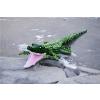 供应仿真海洋毛绒玩具 鳄鱼系列 大中小号