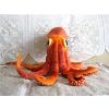 海乐园 供应50号30号红章鱼毛绒玩具