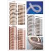 供应PU绕性风管-TPU钢丝软管-PUR高耐磨吸尘风管