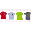 厂家供应订做男女翻领,圆领T恤,POLO衫,广告衫,文化衫