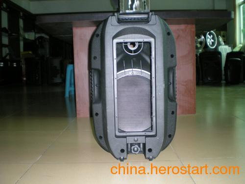 供应有源 无源音箱塑料箱体