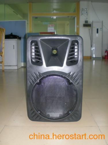 供应独有新款音箱塑料箱体