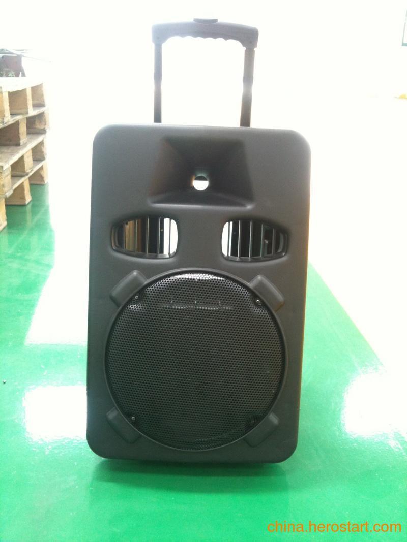 供应专业舞台、户外、多媒体音箱塑料箱体
